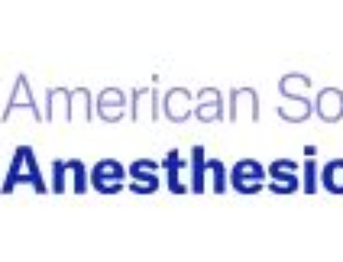 American Society of Anesthesiologists: Greening the Operating Room